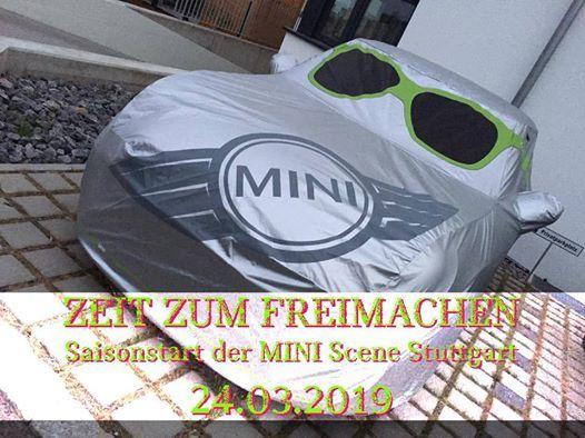 Saisonauftakt der MINI Scene Stuttgart