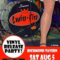 Twin Fin Vinyl Release Show