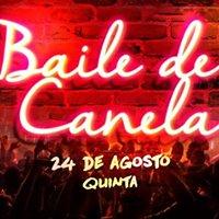 Baile de Canela  Funk  Pop &amp Canelinha em dobro a noite toda