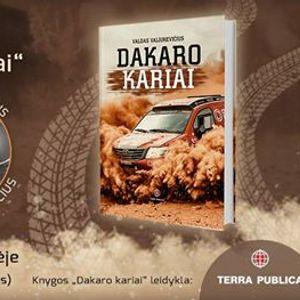 Knygos Dakaro kariai pristatymas