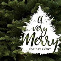 A Very Merry Holiday Event