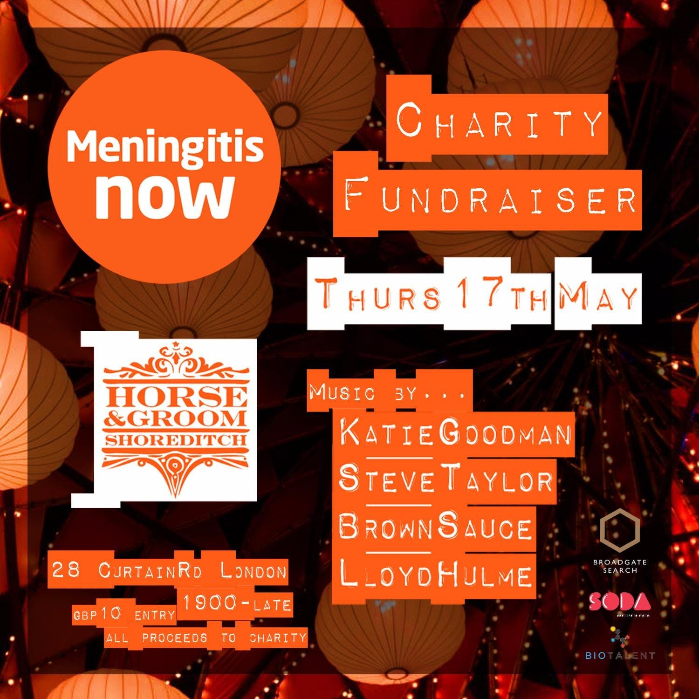 Meningitis Now  - Charity Fundraiser
