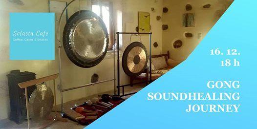 Gong Soundhealing Journey