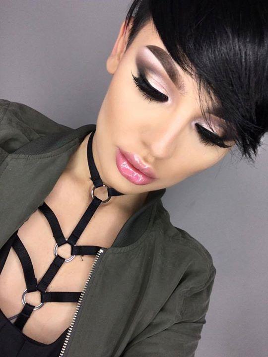 Curs Machiaj Incepatori Prof Andreea Anton At Beauty Make Up