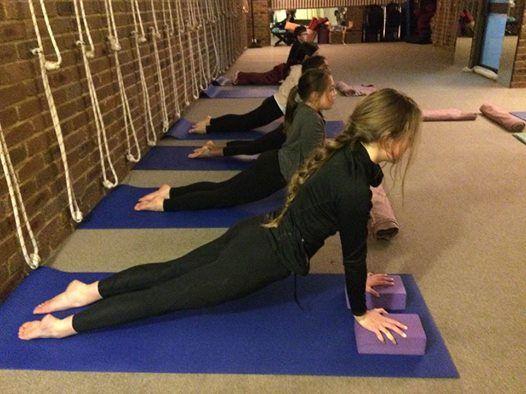 Teens Yoga & Meditation - Term 1 2019