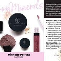 Young Living Savy MInerals makeup