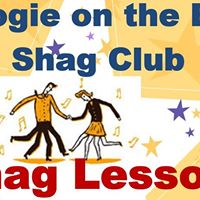 Intermediate Carolina Shag Lessons Week 4  - Boogie on the Bay Shag Club