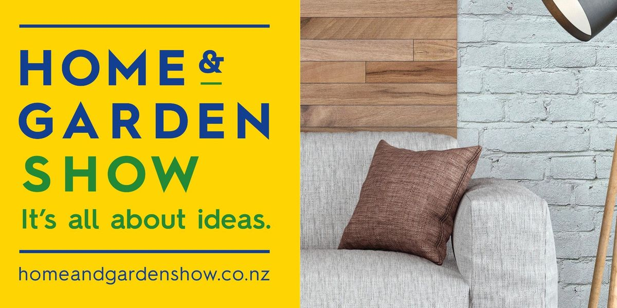 Wellington Home U0026 Garden Show 2018