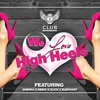 F.Club presents We Love High Heels ( A Members Night special )