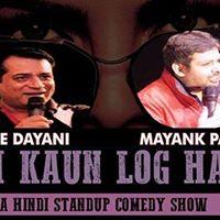 Yeh Kaun Log Hain - A hindi stand up comedy show