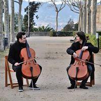 Concert Duet Elisi a lAcadmia de Belles Arts de Sabadell