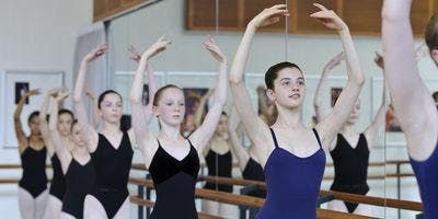Ballet Training in Birmingham - Beauty and the Beast Primary and Grade 1