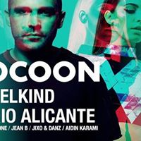 Discos List Presents Cocoon with Einzelkind and Ilario Alicante