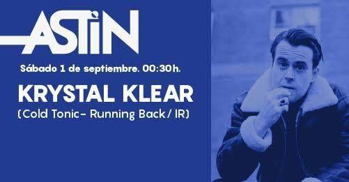 Krystal Klear en Astin