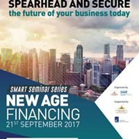 SMART Seminar Series New Age Financing