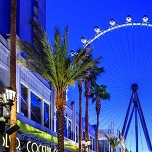 High Roller Wheel at the Linq