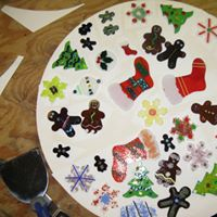 Introduction to Fusing Holiday Ornaments