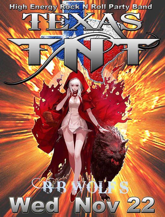 Texas TNT at BB Wolfs