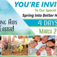 Spring Into Better Hearing