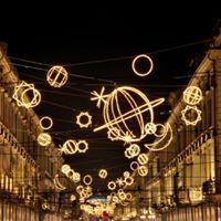 Torino e le luci dartista