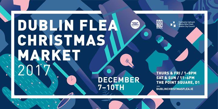 Dublin Flea Christmas Market 2017