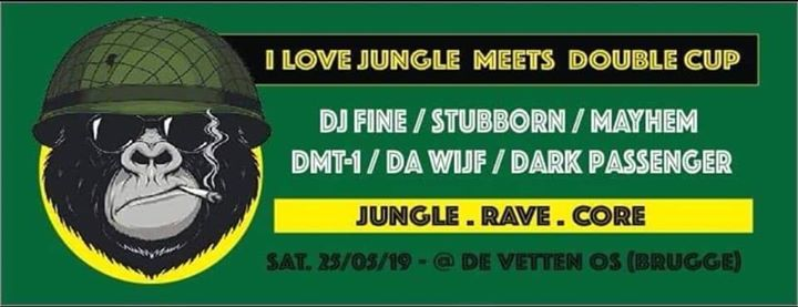 I Love Jungle meets Double Cup