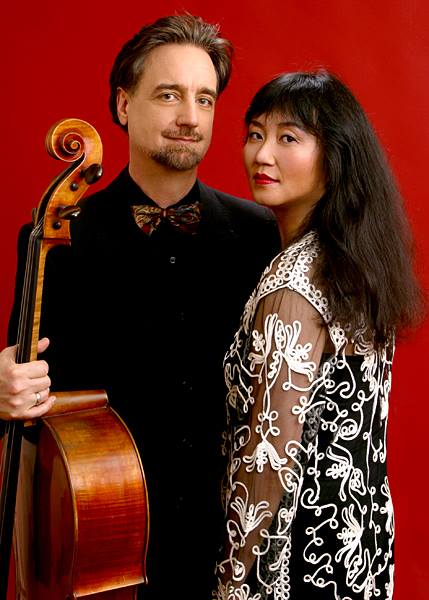 Fabian Concert Series presents David Finckel and Wu Han