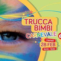 Truccabimbi Carnevale - Paniate Acqui Terme