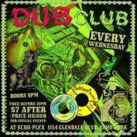 Dub Club @ Echoplex