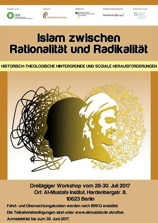 Islamverstndnis zwischen Rationalitt und Radikalitt