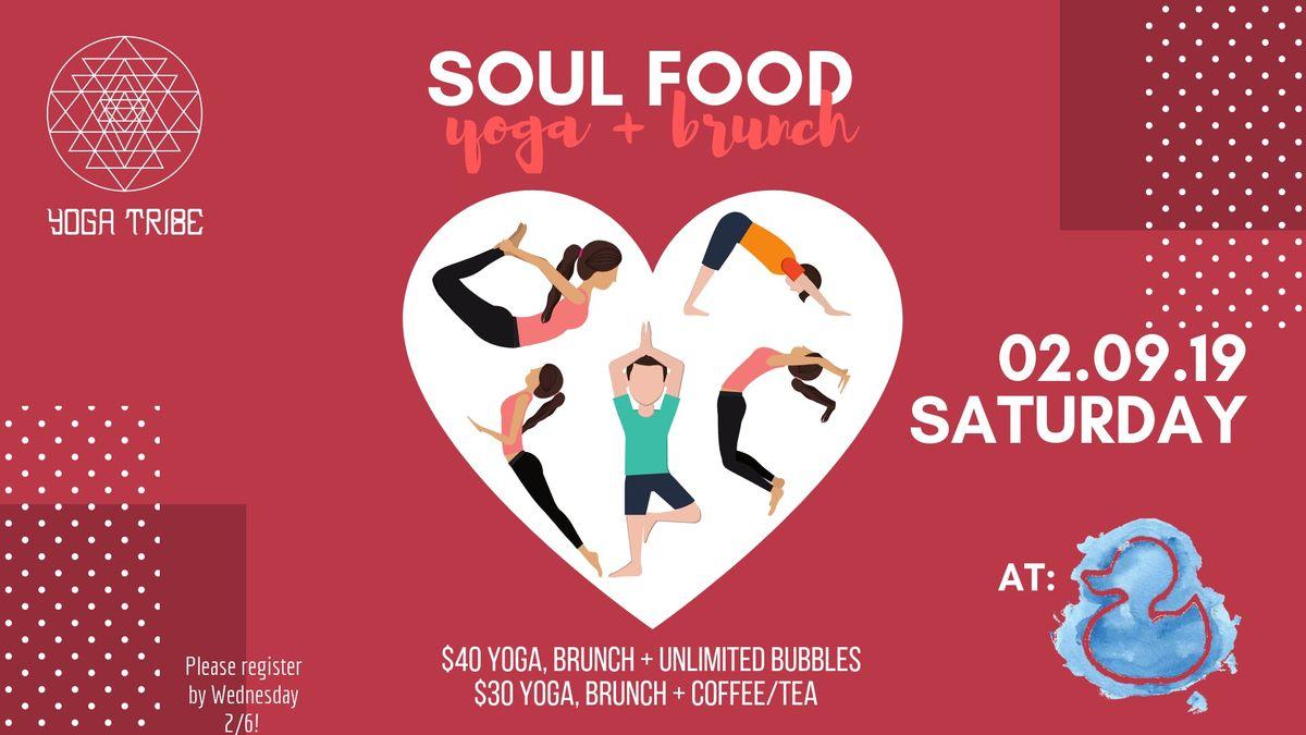 Soul Food Yoga  Brunch