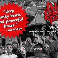 The Urban Renewal Project at Sfjazz Summer Concert Series