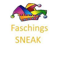 Faschings Sneak