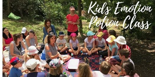 TOWNSVILLE Kids Emotion Potion Make & Take Afternoon - 4-5.30pm