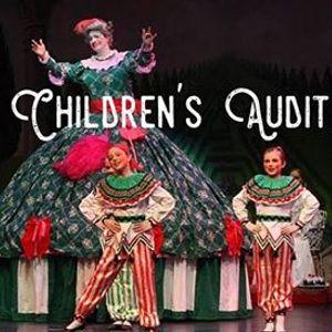 Nutcracker Childrens Auditions