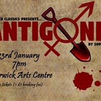 Warwick Classics Antigone 2017