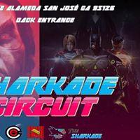 Sharkade Circuit Tekken 7 &amp Injustice 2