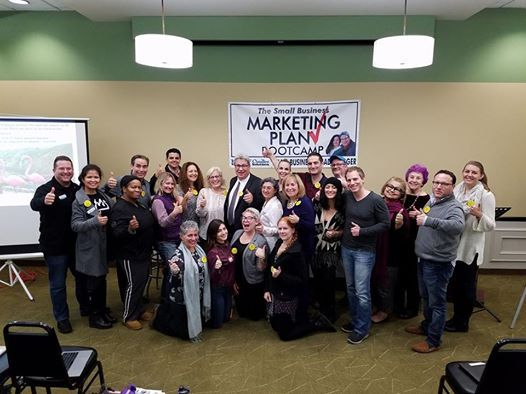 The Small Business Marketing Plan Bootcamp