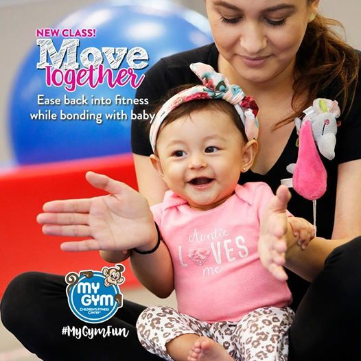Move Together - Infant & Parent Movement Class (0-7 months)