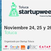 Startup Weekend Toluca 2017