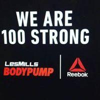 BodyPump 100 Strong