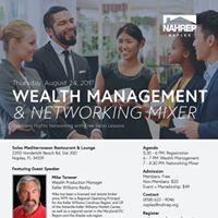 NAHREP Naples Wealth Management &amp Networking Mixer