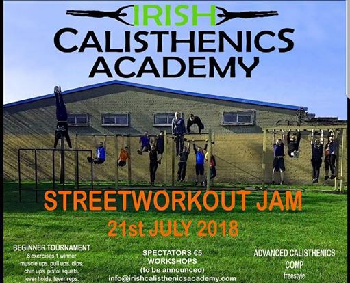 Street Workout Jam