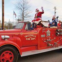 2017 Trussville Christmas Parade