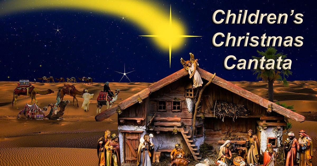 Childrens Christmas Cantata