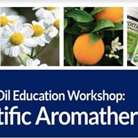 Essential Oil Education Workshop Scientific Aromatherapy