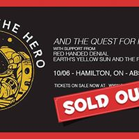 Protest The Hero w Red Handed Denial &amp More SOLD OUT