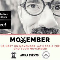 Movember at UBC  Shave Down
