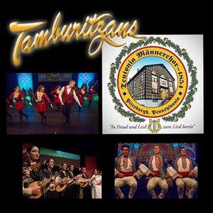 Tamburitzans at Teutonia Mannerchor Pittsburgh