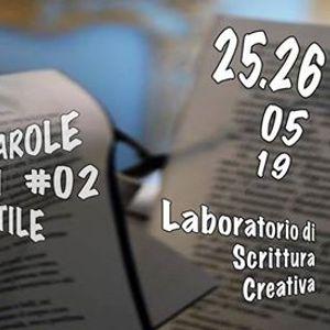 Laboratorio di scrittura creativa  Parole di Stile 02
